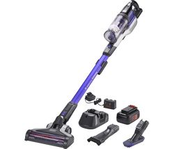 BLACK + DECKER POWERSERIES Extreme Pet 4-in-1 BHFEV362DP-GB Cordless Vacuum Cleaner - Purple & Grey