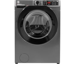 H-Wash 500 HWB410AMBCR WiFi-enabled 10 kg 1400 Spin Washing Machine - Graphite
