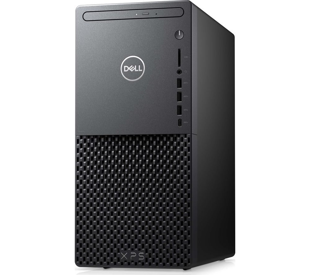 DELL XPS DT 8940 Desktop PC - Intel® Core™ i7, 1 TB HDD & 512 GB SSD, Black