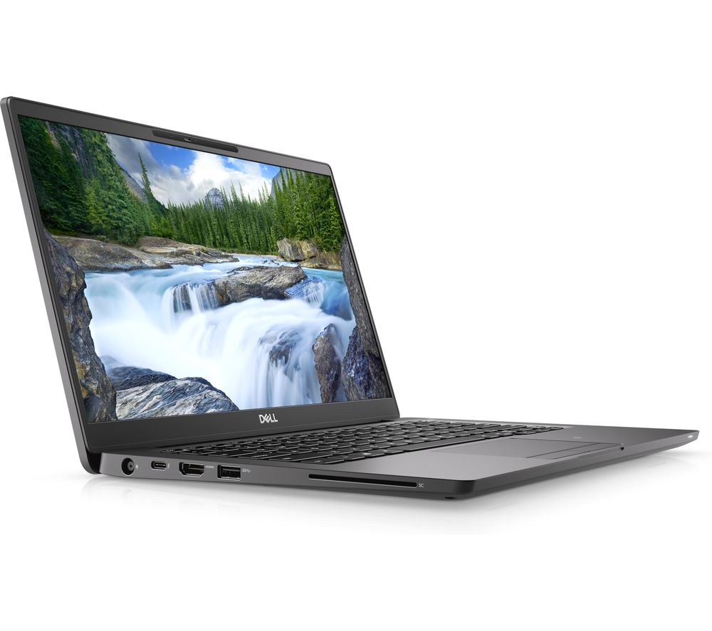 "Image of DELL Latitude 7410 14"" Laptop - Intel®Core™ i5, 256 GB SSD, Black, Black"