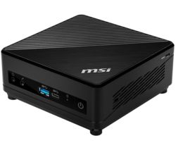 Cubi 5 10M Barebones Mini Desktop PC -  Intel® Core™ i7, Black