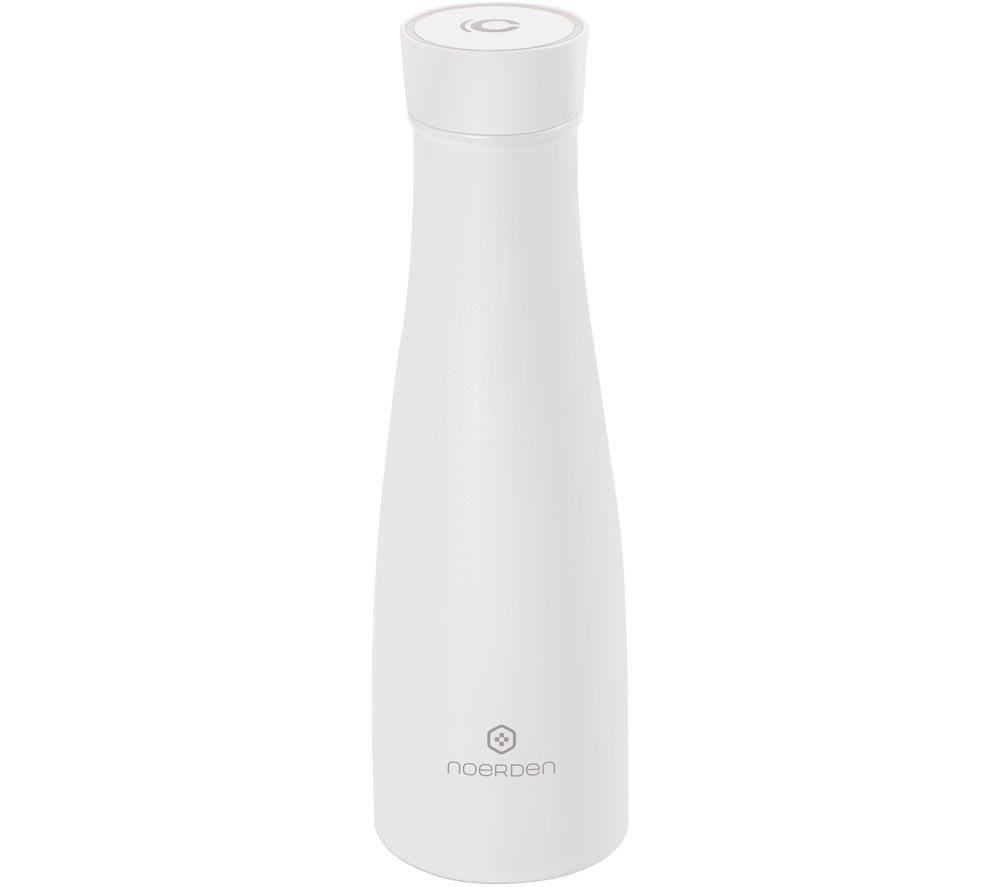 NOERDEN LIZ Smart Bottle - White, White