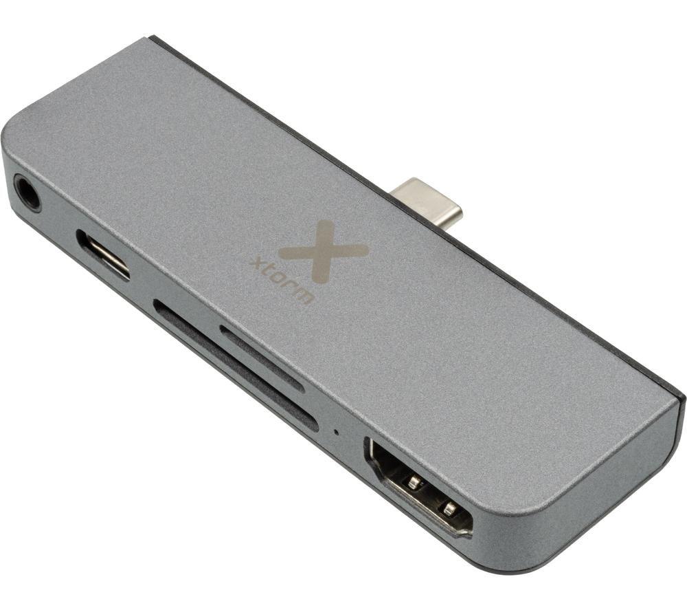 XTORM XC205 Connect 5-in-1 USB-C Hub