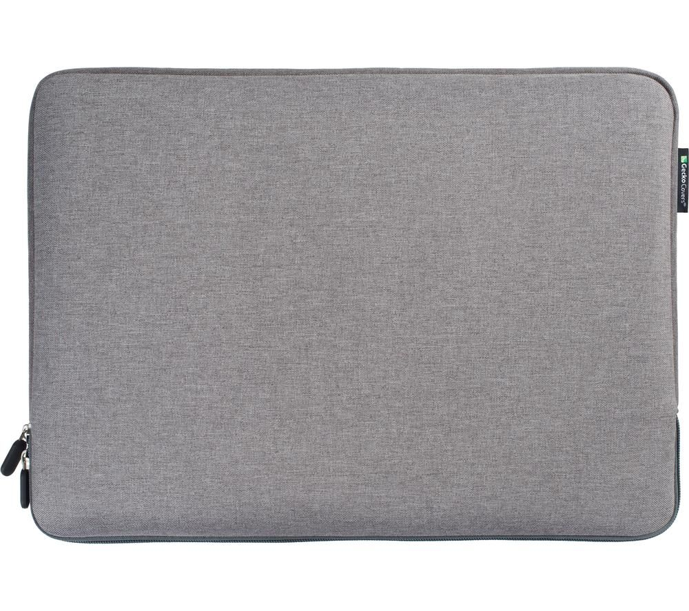 "GECKO COVERS Universal ZSL15C11 15"" Laptop Sleeve - Grey"
