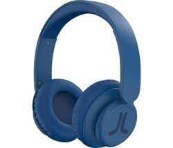 41418 Wireless Bluetooth Headphones - Navy Blue