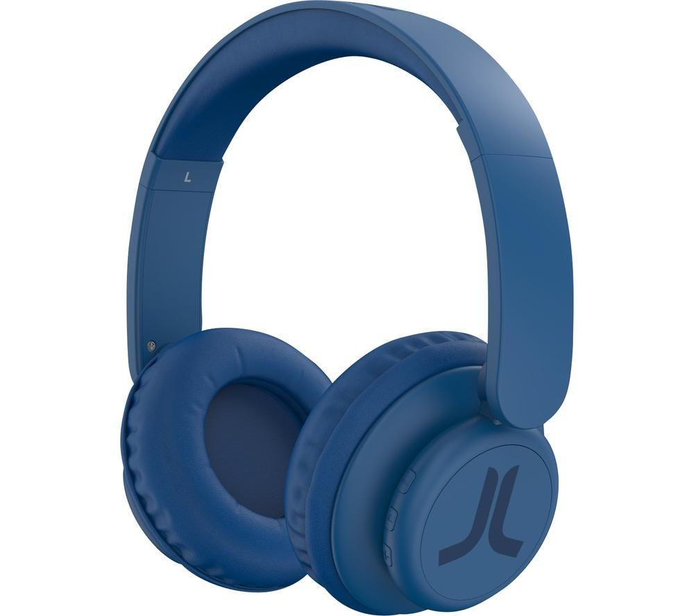 WESC 41418 Wireless Bluetooth Headphones - Navy Blue