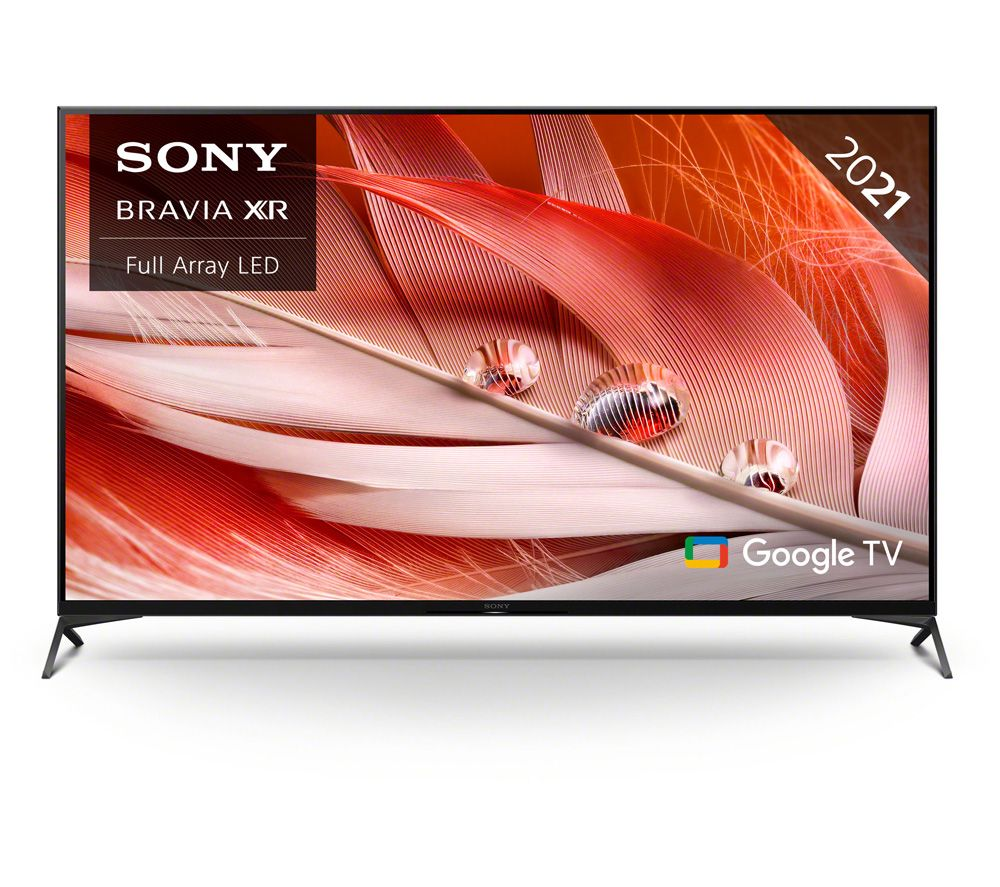 50 SONY BRAVIA XR50X90JU  Smart 4K Ultra HD HDR LED TV with Google Assistant