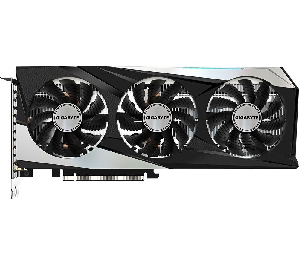 GIGABYTE GeForce RTX 3060 Ti 8 GB GAMING OC V2 LHR Graphics Card