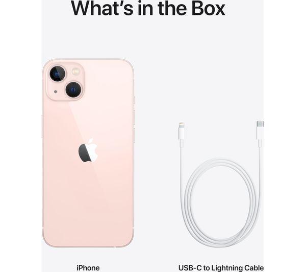 Apple iPhone 13 - 256 GB, Pink 7