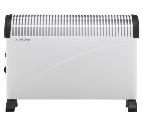 ESSENTIALS  C20CHW11 Convector Heater, White