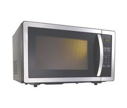 K25MSS11 Solo Microwave - Black & Stainless Steel