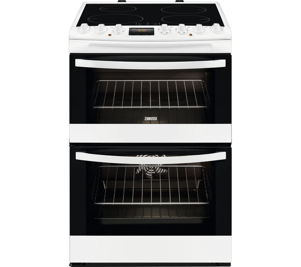 ZANUSSI ZCI68330WA Electric Induction Cooker - White
