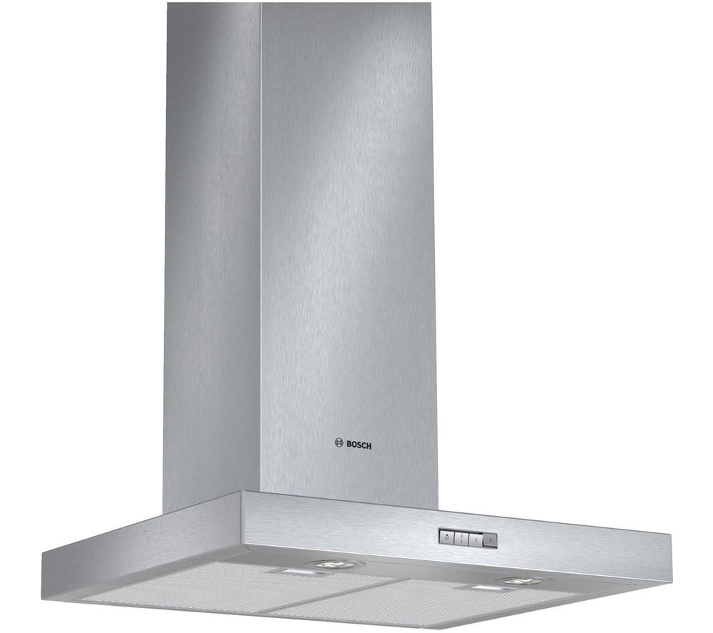 BOSCH DWB064W50B Chimney Cooker Hood - Stainless Steel