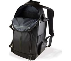 SANDSTROM SWCAMBP16 DSLR Camera Backpack - Black