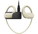 SONY Walkman NW-WS413C 4 GB Waterproof All in One MP3 Player - Cream