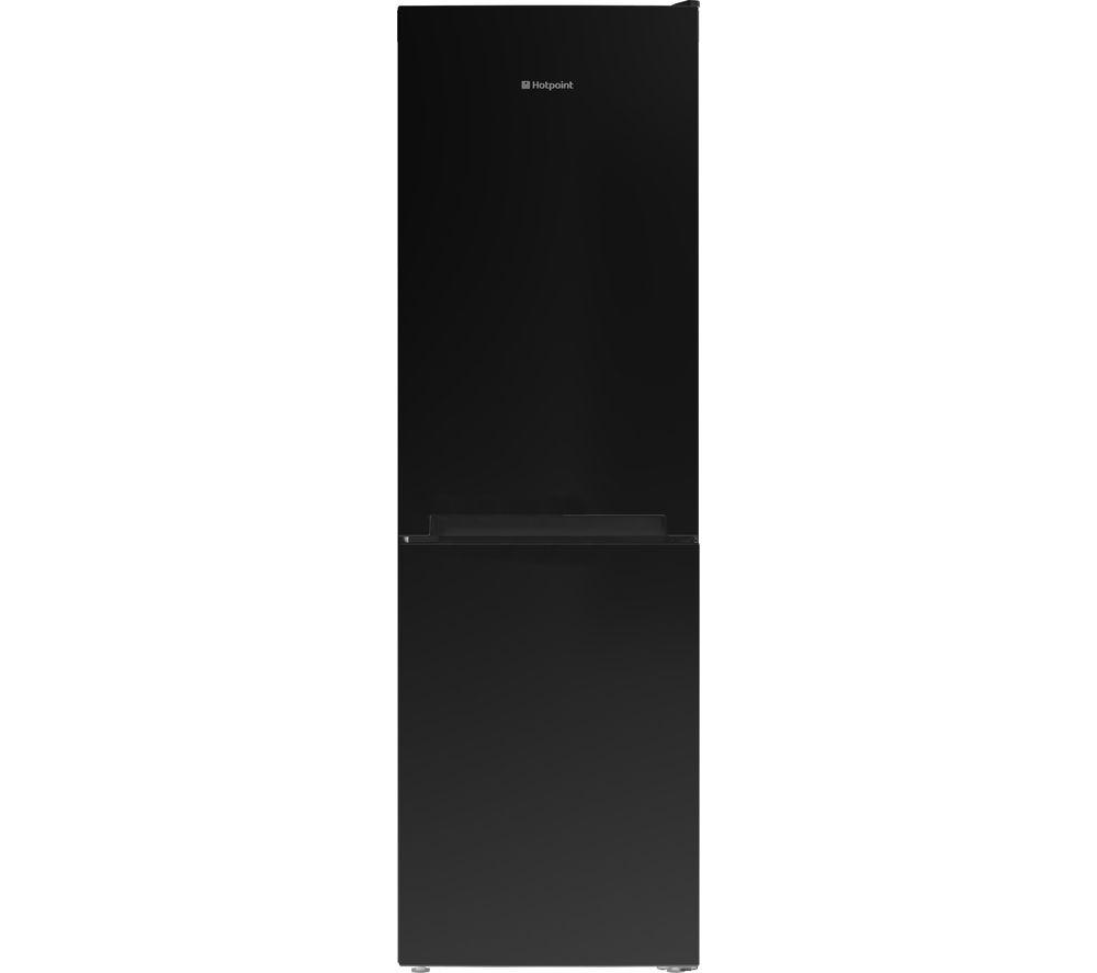 HOTPOINT Smart SMX 85 T1U K 60/40 Fridge Freezer - Black