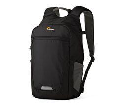 P150AW2 Photo Hatchback Camera Backpack - Black