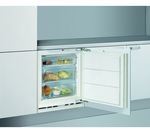 INDESIT IZA1 Integrated Undercounter Freezer