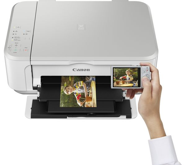 Buy Canon Pixma Mg3650 All In One Wireless Inkjet Printer