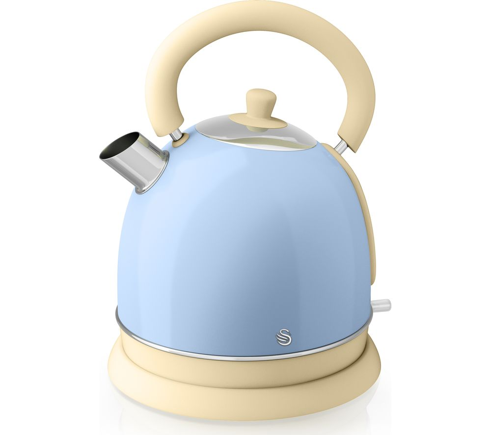 SWAN Retro SK261020BLN Traditional Kettle - Blue