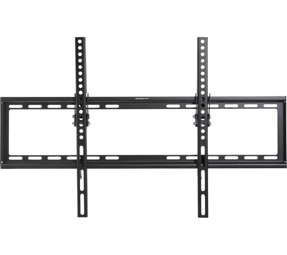 PROPER Ultra Slim Tilt TV Bracket