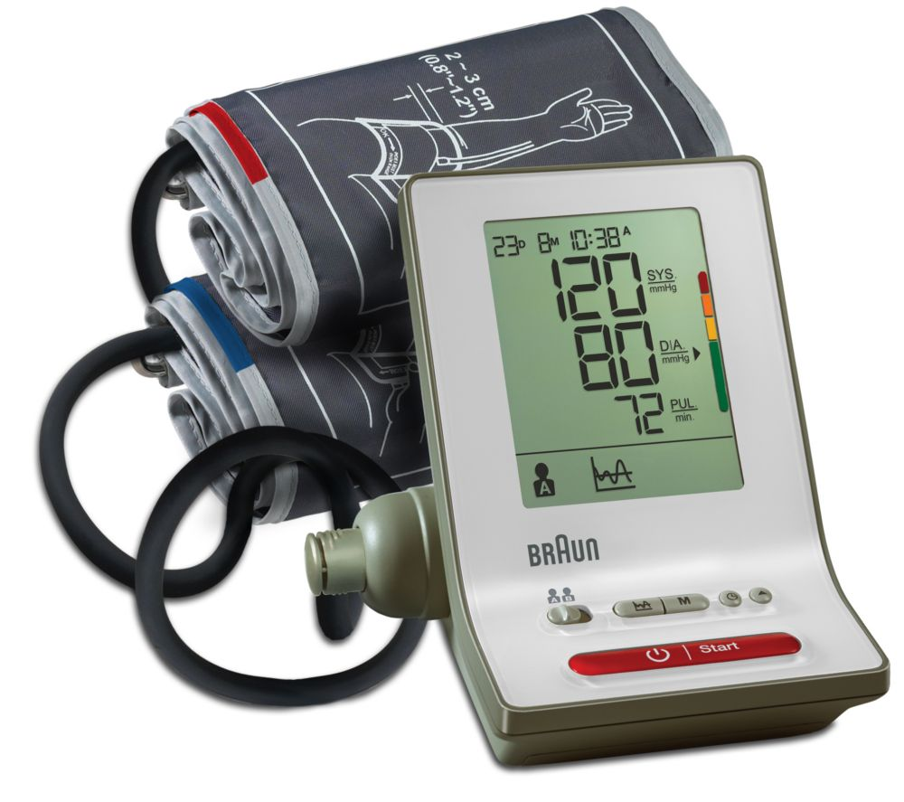 Compare retail prices of Braun ExactFit 3 BP6000 Upper Arm Blood Pressure Monitor Braun to get the best deal online