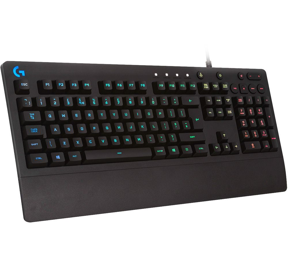 Compare prices for Logitech G213 Prodigy Gaming Keyboard