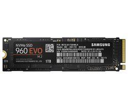 SAMSUNG 960 Evo M.2 Internal SSD - 1 TB
