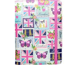 "ACCESSORIZE Love London 8"" Tablet Case"