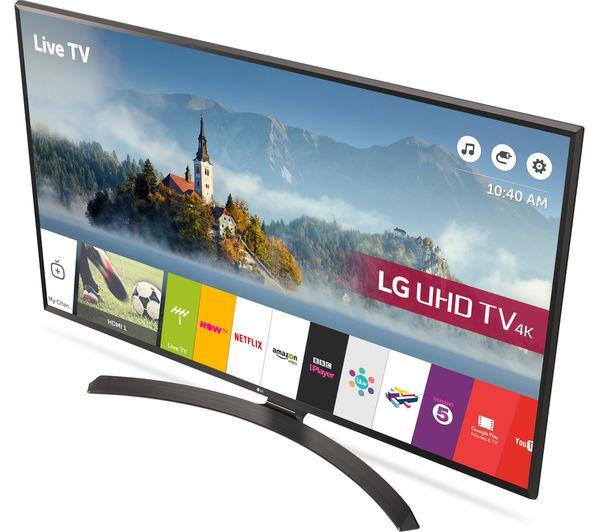 Buy Lg 55uj634v 55 Quot Smart 4k Ultra Hd Hdr Led Tv Free