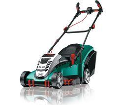BOSCH Rotak 43 LI Cordless Rotary Lawn Mower - Green