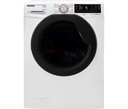 HOOVER Dynamic Extreme DWFT413AH8 Smart NFC 13 kg 1400 Spin Washing Machine - White