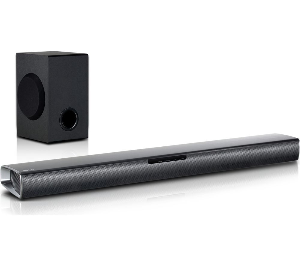 LG SJ2 2.1 Wireless Sound Bar