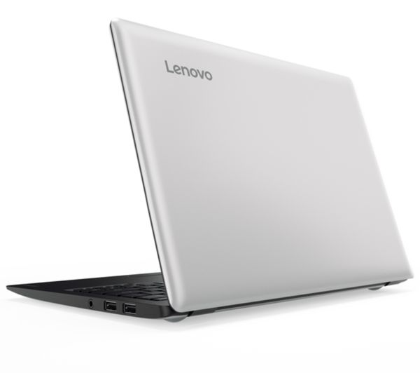"Image of LENOVO Ideapad 110s-11IBR 11.6"" Laptop - Silver"
