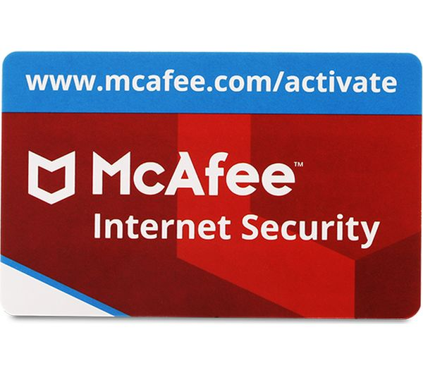 McAfee LiveSafe 1-Year / Unlimited Devices Global