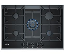 NEFF T27TA69N0 Gas Hob - Black