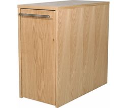 ALPHASON Oakwood CPU AW6321-C/B Cupboard - Oak