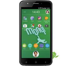 MONQI Kids Smartphone - 8 GB, Black