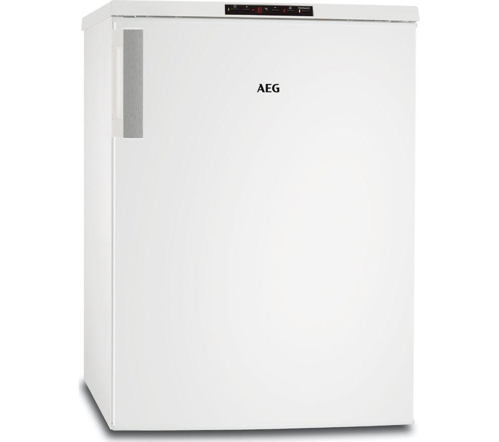 Image of AEG ATB81011NW Undercounter Freezer - White, White