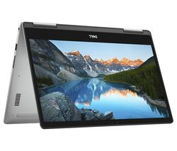 "DELL Inspiron 13 7000 13.3"" Intel® Core™ i7 2 in 1 - 256 GB SSD, Grey"