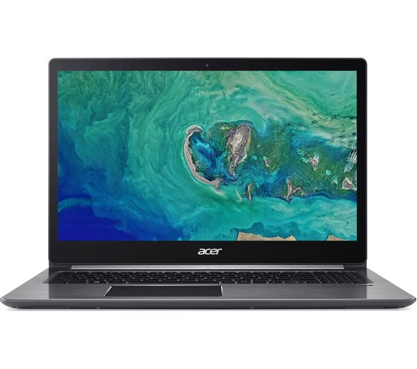 "Image of ACER Swift 3 15.6"" AMD Ryzen 5 Laptop - 256 GB SSD, Grey"