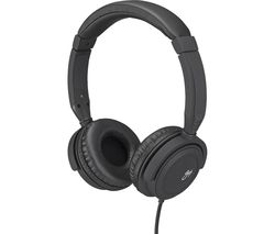 GOJI Lites GLITOB18 Headphones - Black