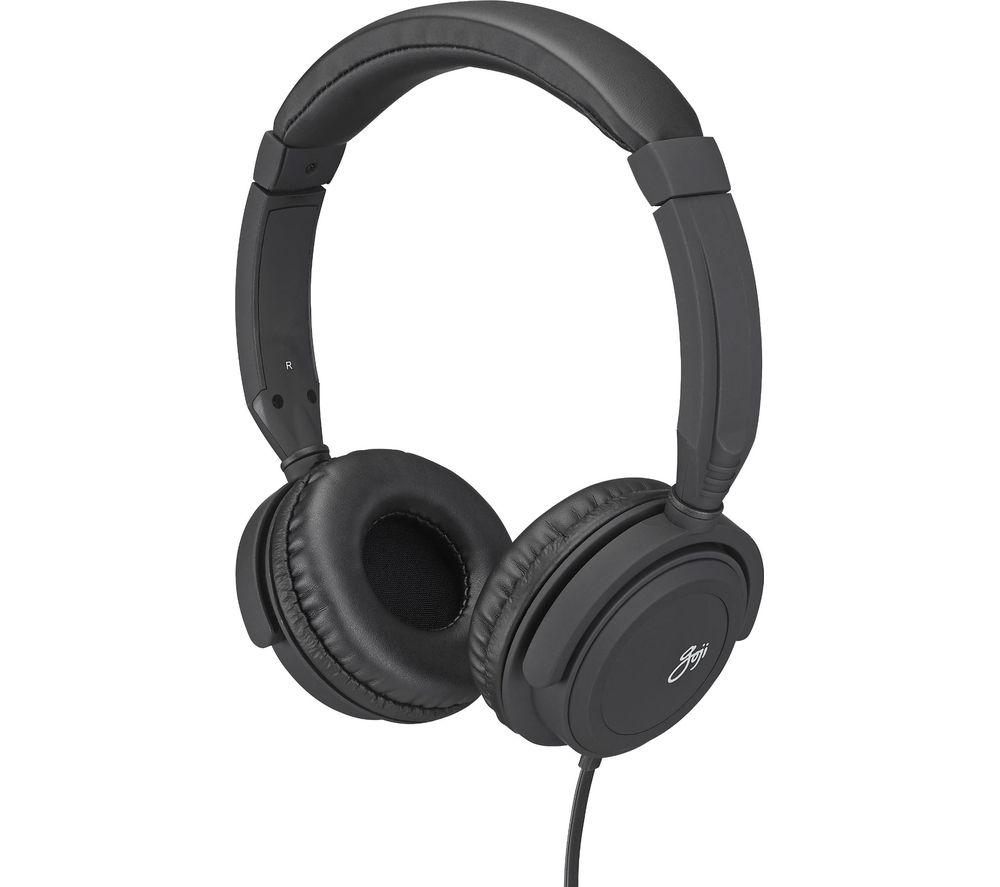 GOJI Lites GLITOB18 Headphones specs