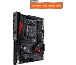 ASUS ROG CROSSHAIR VII HERO AMD X470 AM4 Motherboard