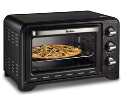 Optimo OF445840 Electric Oven - Black