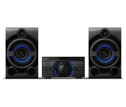 SONY MHC-M20D Bluetooth Traditional Hi-Fi System - Black