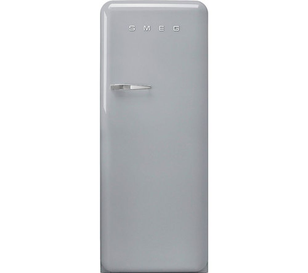 SMEG FAB28RSV3UK Tall Fridge - Silver