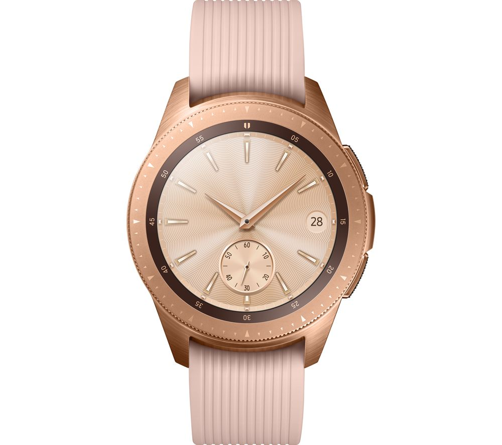 SAMSUNG Galaxy Watch - Rose Gold, 42 mm