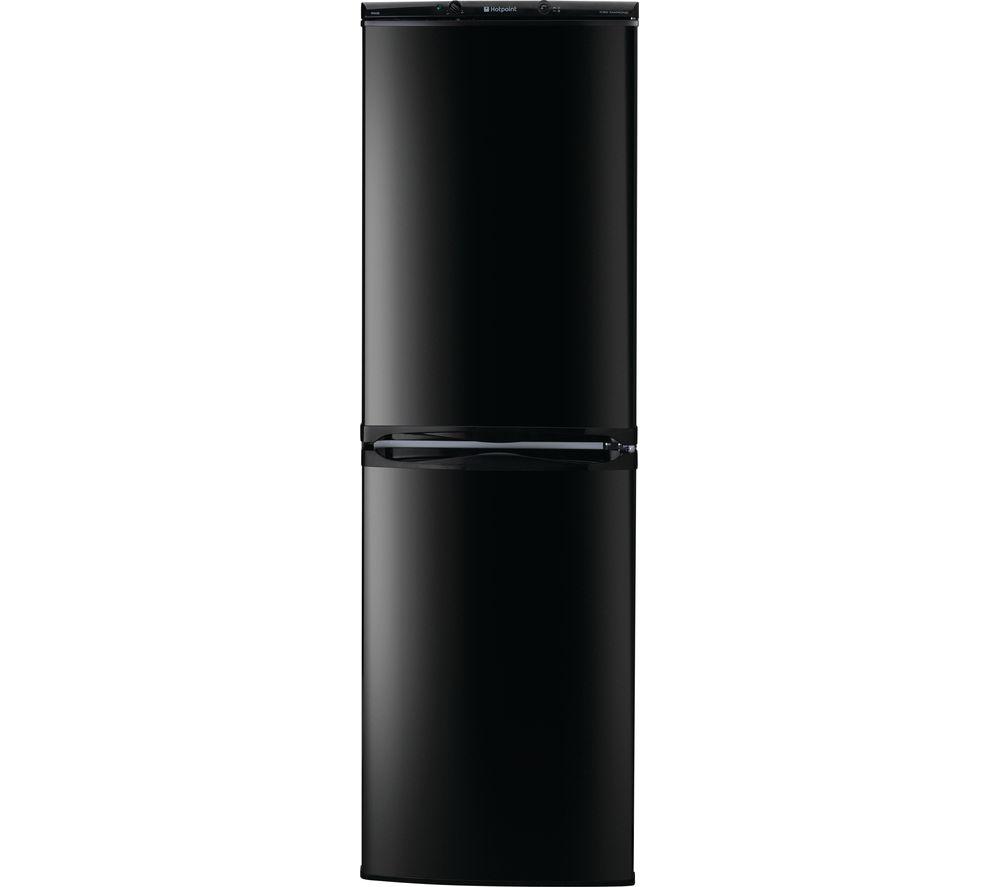 HOTPOINT HBNF 5517 B UK 50/50 Fridge Freezer - Black