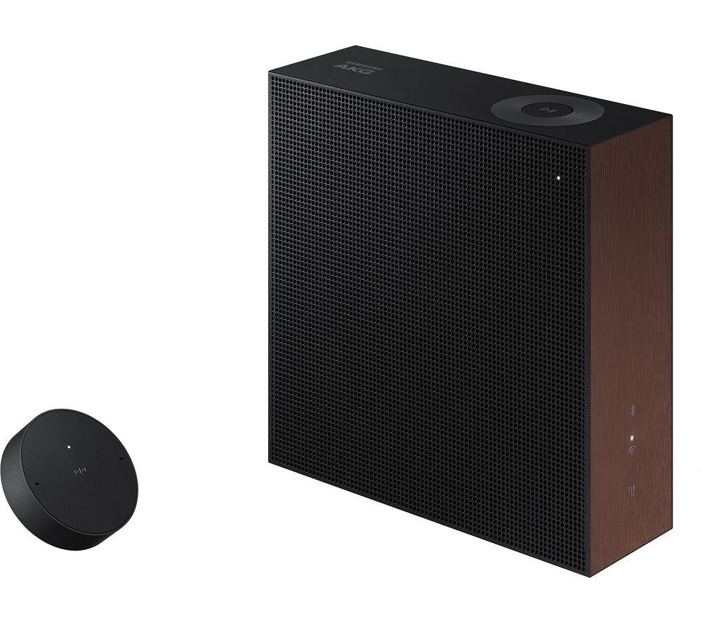 SAMSUNG VL350 Wireless Smart Sound Speaker - Black